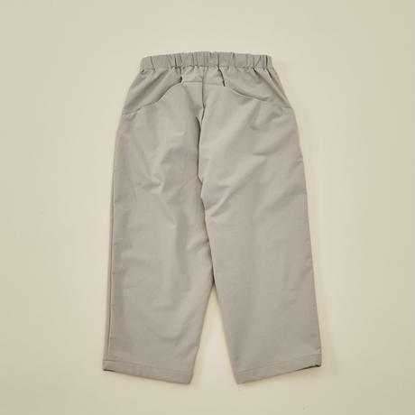 "【 MOUN TEN. 21AW 】double cloth stretch pants ""パンツ"" / グレージュ / 1(Ladies F  )"