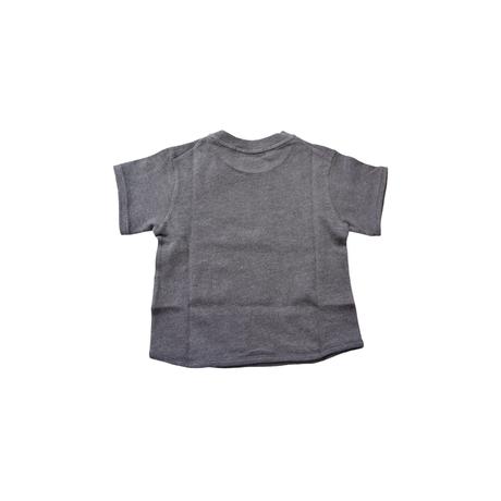"""【 ミナペルホネン 21SS 】ZS8130P liquide """" Tシャツ""""  / charcoal / 80-100cm"""