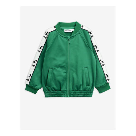 【 mini rodini 2020SS PRE 】Panda wct jacket(20120151) / Green