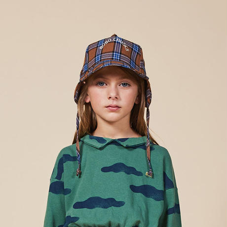 "【 BOBO CHOSES 20AW 】Bobo Choses Embroidered Cap(22011002)""キャップ"""