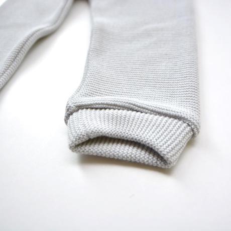 """【 ミナペルホネン 20AW 】YA8103P  makea """" パンツ""""  / light gray / 80-90cm"""