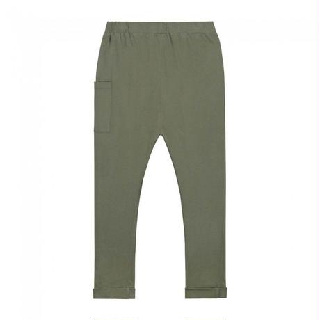 """【 GRAY LABEL 2020SS】Relaxed Pocket Trousers  """"ロングパンツ"""" / Moss / 80-90cm"""
