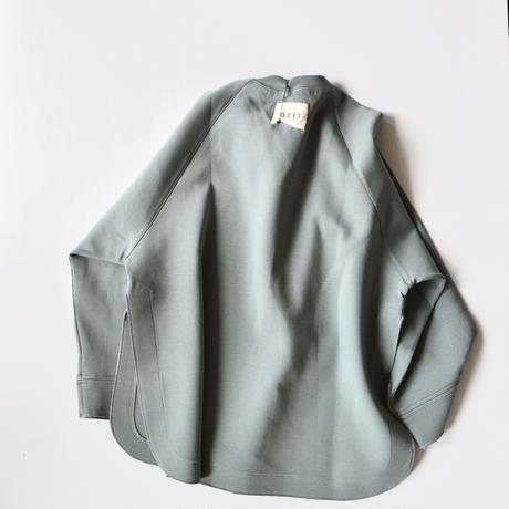 """【 GRIS 21AW 】 Side Slit Pullover """"トップス"""" / Alpha Green / size XL(150-160)"""