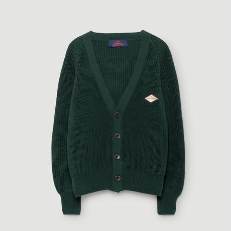 【 THE ANIMALS OBSERVATORY 2017AW 】000712 ELECTRICIAN / Green / 12Y(women)