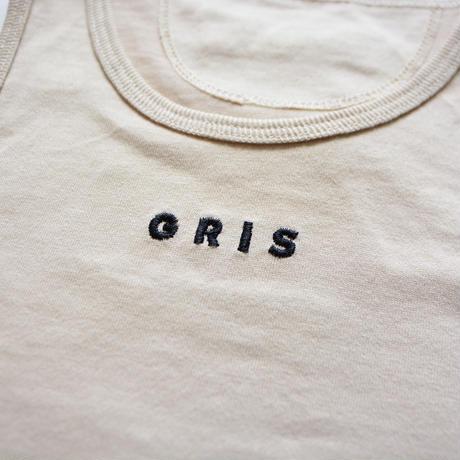 """【 GRIS 21SS 】No sleeve Dress [GR21SS-CU002] """"ワンピース"""" / SAND / S-L"""