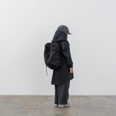 "【 MOUN TEN. 20AW 】ventile coat [MT201001] "" コート ""  / black"