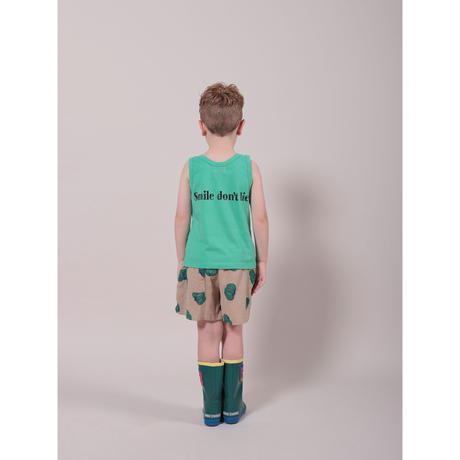"【 BOBO CHOSES 21SS 】Tomatoes All Over Woven Shorts(121AC073)""ショートパンツ"""