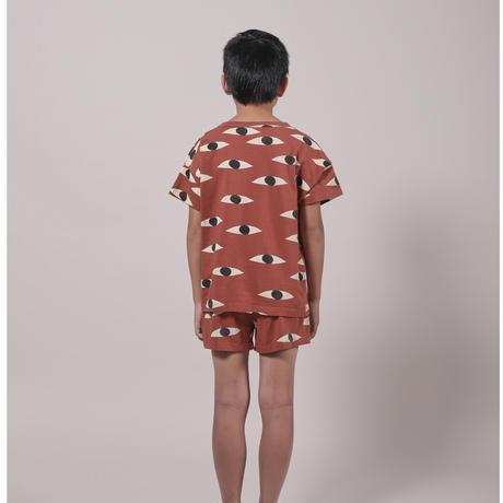 "【 BOBO CHOSES 21SS 】Eyes All Over Jersey Shorts(121AC065)""ショートパンツ"""