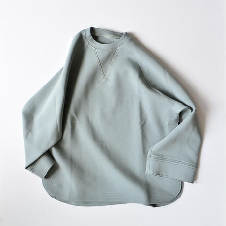 """【 GRIS 21AW 】 Side Slit Pullover """"トップス"""" / Alpha Green / size L(135-150)"""