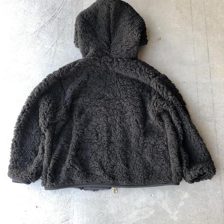 【 nunuforme 2019AW 】nf12-954-581 シープボアブルゾン / Black