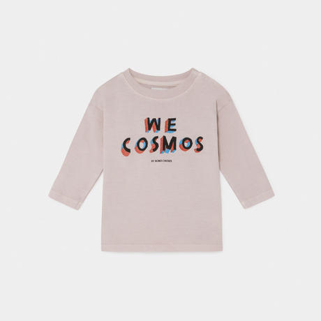 【 Bobo Choses 2019AW 】219128 WE COSMOS LONG SLEEVE T-SHIRT