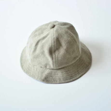 "【 Chocolatesoup 20SS 】SOFT PILE HAT  "" ハット "" / GRAY"