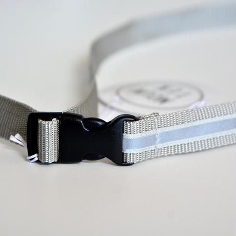 【 MOUN TEN. 2019SS 】reflector belt