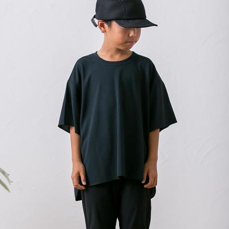 【 MOUN TEN. 2020SS 】seed stitch T [MT201014-a] / black