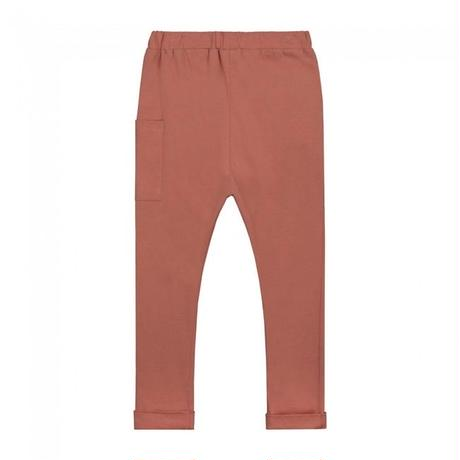 "【 GRAY LABEL 2020SS】Relaxed Pocket Trousers  ""ロングパンツ"" / Faded Red / 90-140cm"