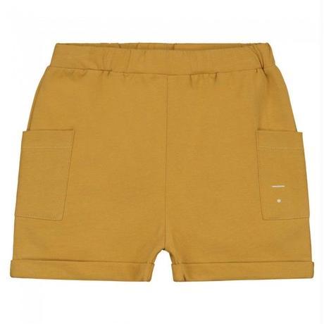 "【 GRAY LABEL 2020SS】Relaxed Pocket Shorts  ""ショートパンツ"" / Mustard / 80-90cm"