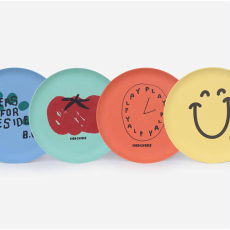 """【 BOBO CHOSES 21SS 】For President Pack Of Bamboo Plates(121AU006)""""お皿"""""""