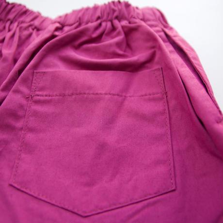 "【 eLfinFolk 21SS 】typwriter pants(elf-211F28)""パンツ"" / ピーカブーヤ限定カラー / 140"