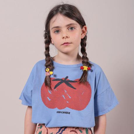 "【 BOBO CHOSES 21SS 】Tomato Short Sleeve T-Shirt(121AC012)""Tシャツ"""