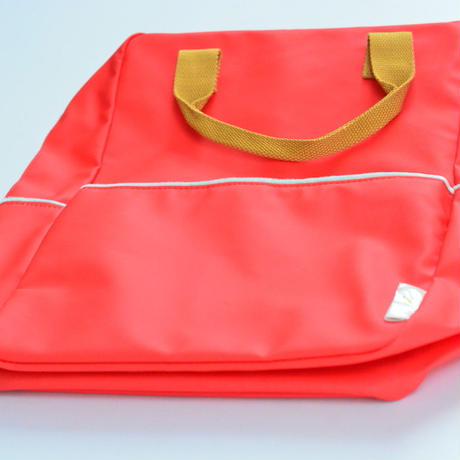 【 Sticky Lemon 】 BACKPACK ENVELOPE / RUSTY RED / size S