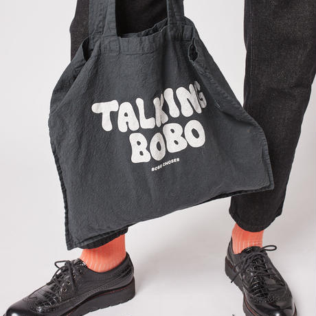 "【 BOBO CHOSES 21AW 】Talking Bobo Bag ""ノベルティーバッグ"""
