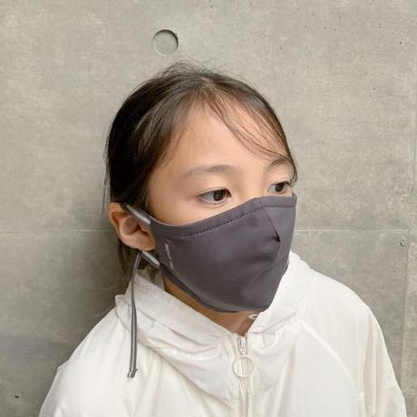 【 MOUN TEN. 20AW 】マスク / チャコール x チャコールテープ