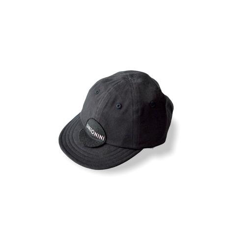 "【 UNIONINI 2021SS 】AC-051 baseball cap "" キャップ ""  / black"