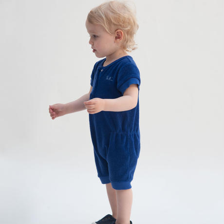 【BOBO CHOSES 2017SS】117243 Terry Jumpsuit B.C. TEAM