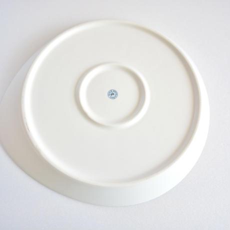 ミナ ペルホネン /  BP8016P こどものうつわ ビッグプレート ホワイト