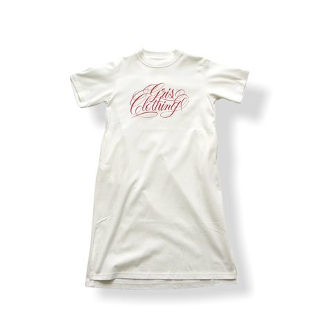 """【 GRIS 21SS 】One Piece [GR21SS-CU004] """"ワンピース"""" / White / S-L"""