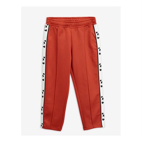 【 mini rodini 2020SS PRE 】Panda wct trousers(20130141) / Red