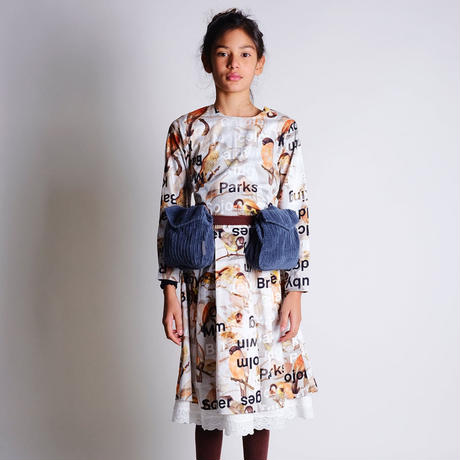 """【 WOLF&RITA 20AW 】DOLORES SOJOURNE """"ワンピース"""" / SOJOURNE / 2-8Y"""