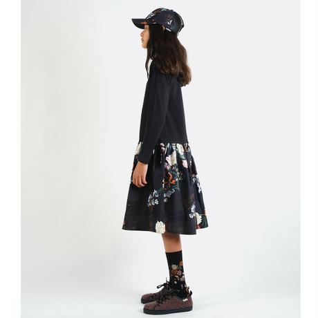 "【 WOLF&RITA 21AW】LONG SOCKS FLOWERS ""ロングソックス"""