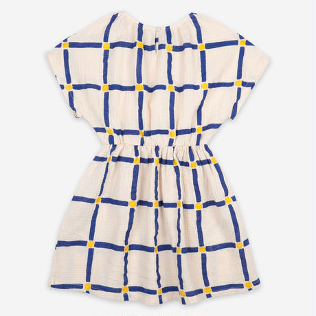 """【 BOBO CHOSES 21SS 】Cube All Over Woven Dress(121AC106)""""ワンピース"""""""