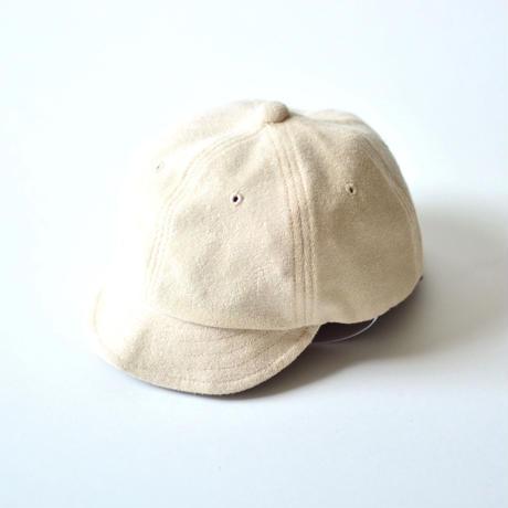 "【 Chocolatesoup 20SS 】SOFT PILE CAP  "" キャップ "" / BEIGE"