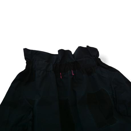 "【 franky grow 21SS 】ORIG. CHECK MIX SKIRT [21SBT-237] "" スカート "" / BLACK-BLACK / レディース"