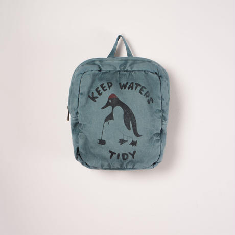 【 bobo Choses 2017AW】217256 School Bag Keep waters tidy / ONE SIZE