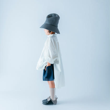 【 nunuforme 21SS 】ジョージキャップ [george-cap] / Gray