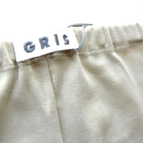 """【 GRIS 20AW】GR20AW-CU005B  Print Leggings """"レギンス"""" / Beige / M-L"""