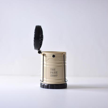 【 THE PARK SHOP  】PARKBOY FAN LANTERN(TPS-339) / アイボリー