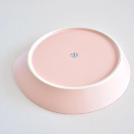 【 ミナペルホネン 】BP8012P こどものうつわ プレート / ピンク