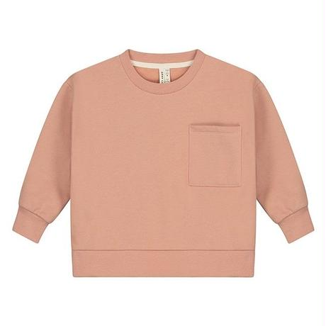 【 GRAY LABEL 2019AW】Boxy Sweater / Rustic Clay