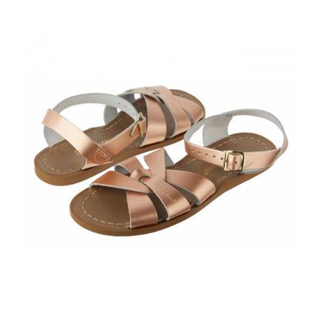 """【 Saltwater Sandals 21SS】 海でも履けるソルトウォーターサンダル  """" Original Premium """"  / ローズゴールド / 20 - 22cm"""