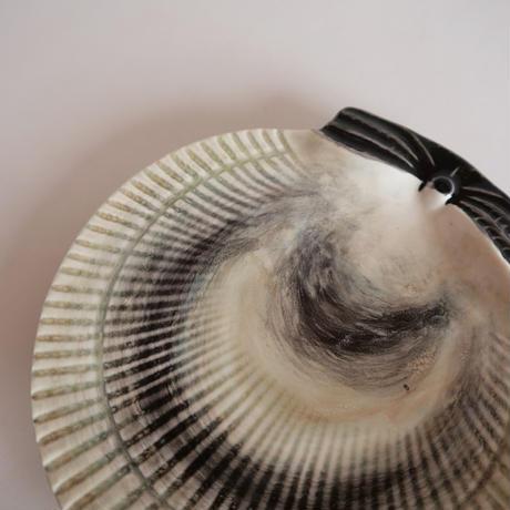 ボルダロ・ピニェイロ 貝の飾り皿(A)