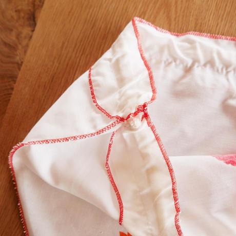 パン袋(お花とガロ)