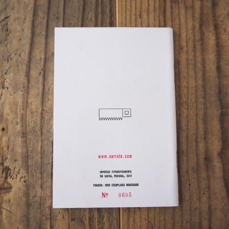 活版印刷のノート /  テーブルクロス
