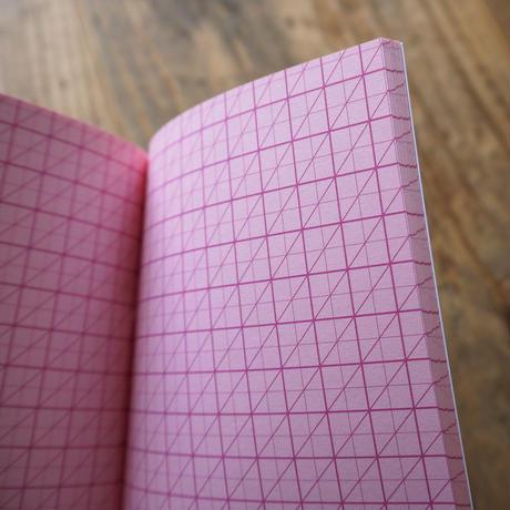 活版印刷のノート / 古いお皿(もしくは 透視図)