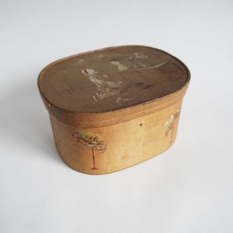 古い紙箱/道化師の恋