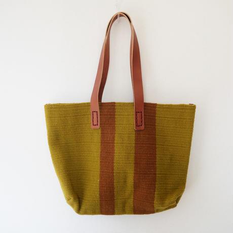 羊飼いの毛布のトートバッグ/麦の実り