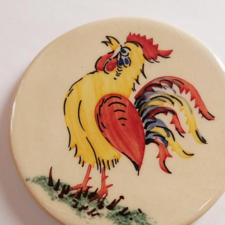 コースター/可愛い雄鶏